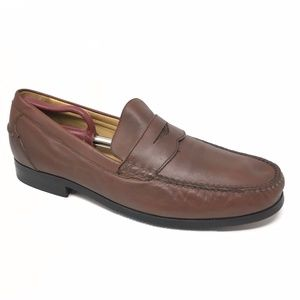 Men's Rockport Penny Loafers Dress Shoes Size 14M
